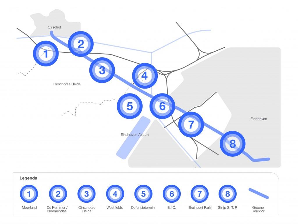 Groene corridor blueconomy - Corridor ontwikkeling ...