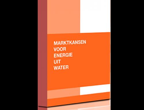 Marktkansen voor energie uit water