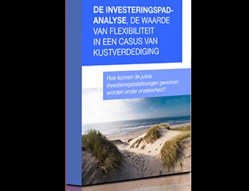 Investeringspadanalyse, waarde van flexibiliteit in een casus van kustverdediging