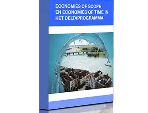 Economies of scope and time in het deltaprogramma