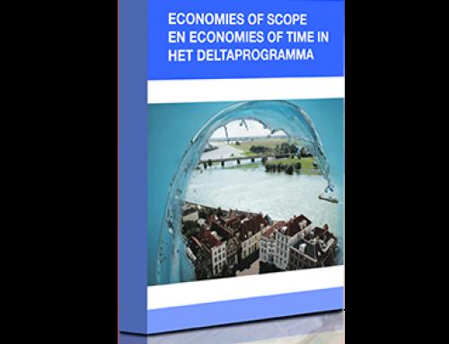 Economies of scope and time in het deltaprogramma