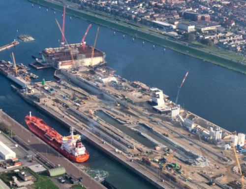 Financieringsopties herontwikkeling Noordersluis IJmuiden